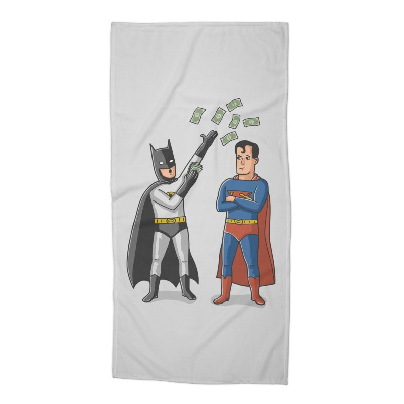 Super Rich Accessories Beach Towel by Ibyes