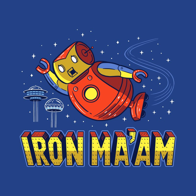 Iron Ma'am by Ibyes