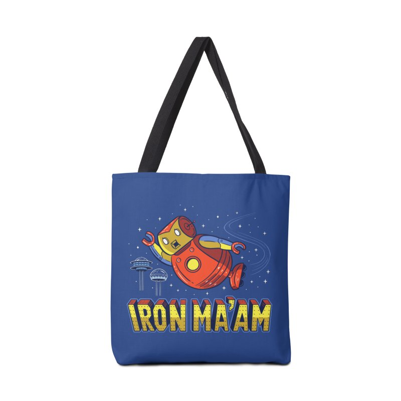 Iron Ma'am Accessories Tote Bag Bag by Ibyes