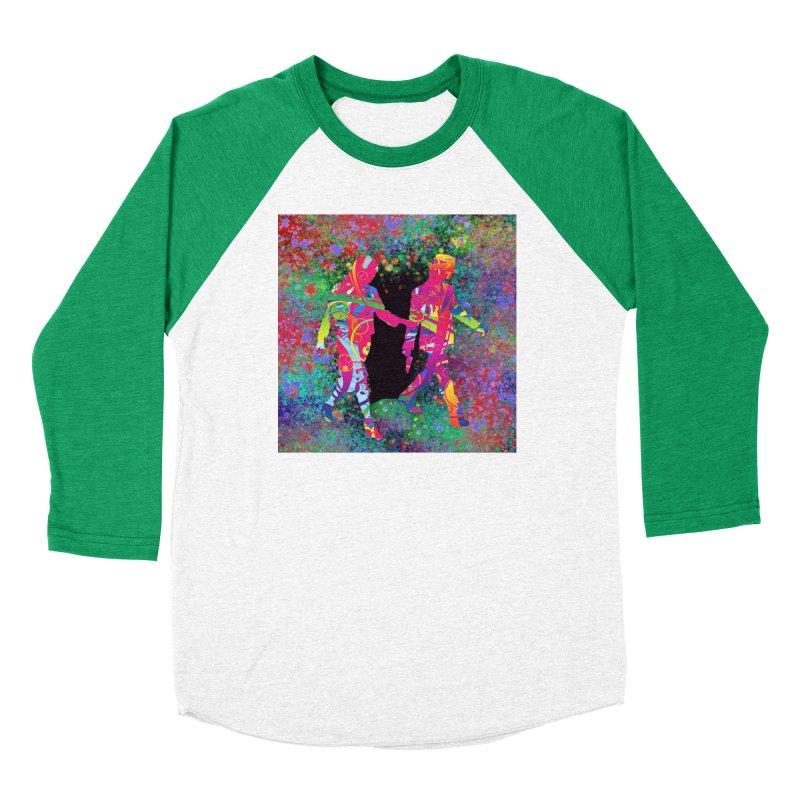 Strange Days Women's Longsleeve T-Shirt by Matthew Lacey-icarusismartdesigns