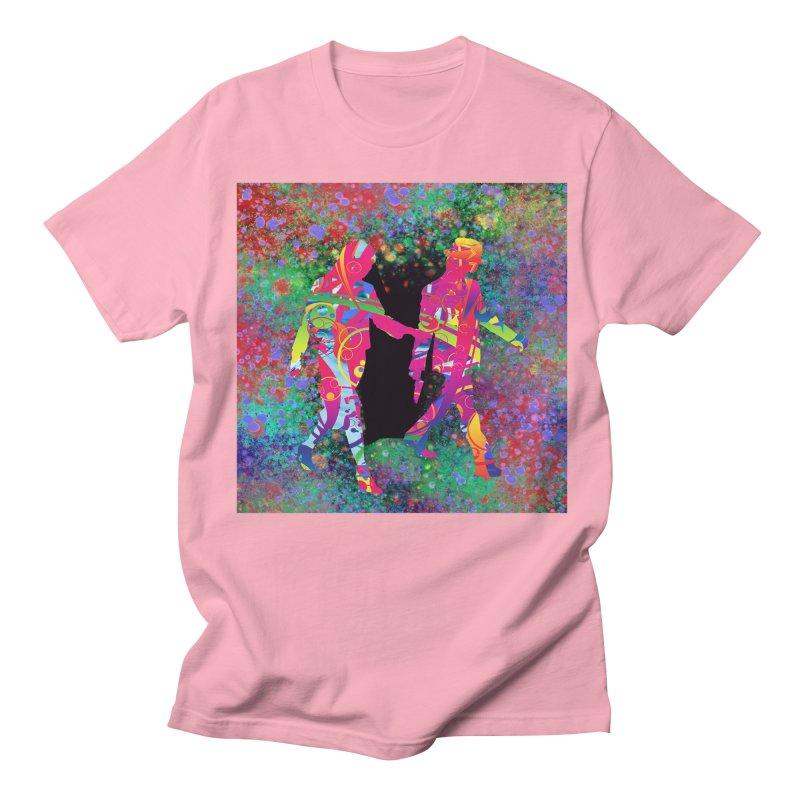Strange Days Men's T-Shirt by Matthew Lacey-icarusismartdesigns