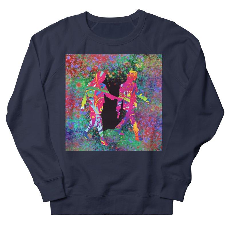 Strange Days Women's Sweatshirt by Matthew Lacey-icarusismartdesigns