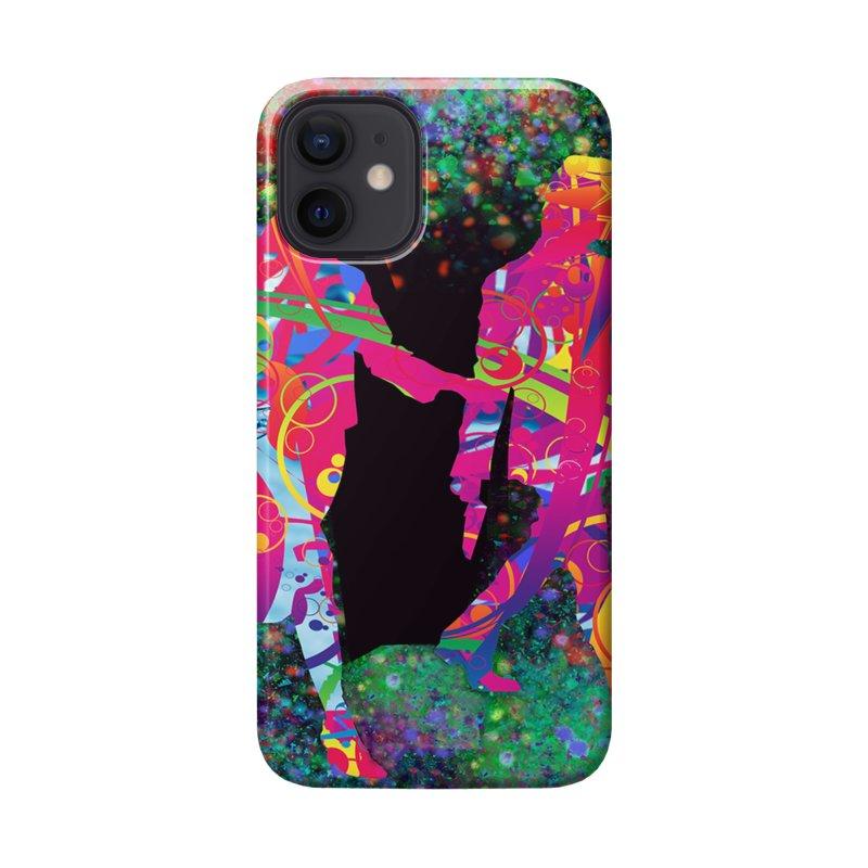 Strange Days Accessories Phone Case by Matthew Lacey-icarusismartdesigns