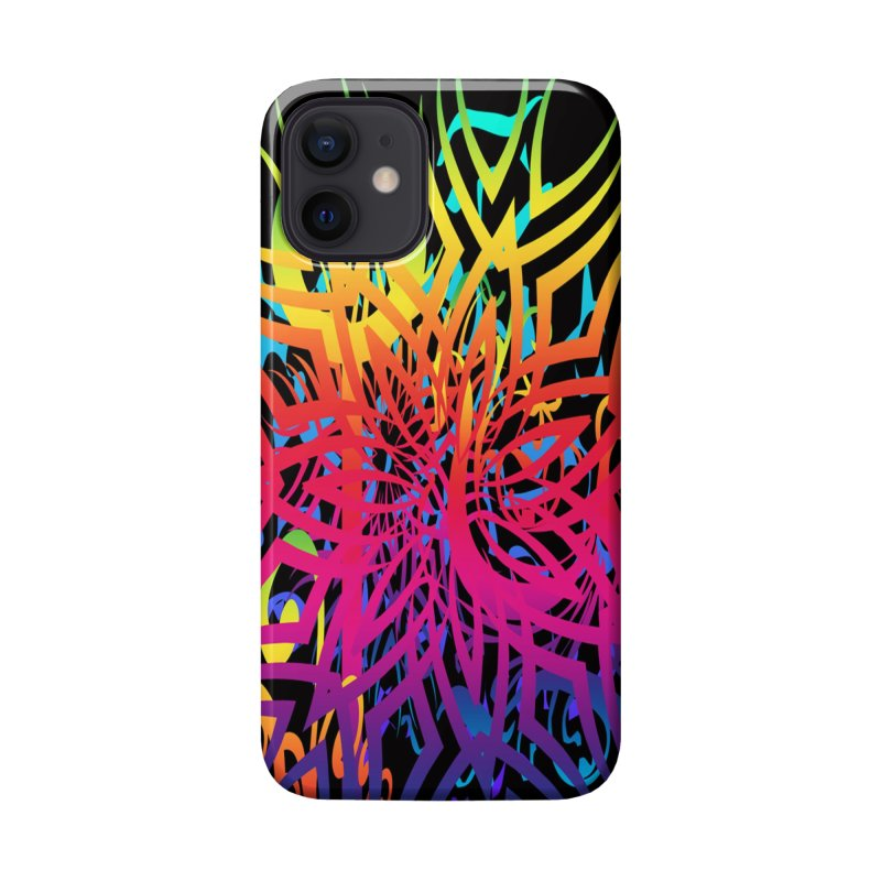 Abstract Jungle Accessories Phone Case by Matthew Lacey-icarusismartdesigns