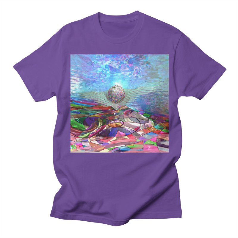 Icarus Rising Men's T-Shirt by Matthew Lacey-icarusismartdesigns