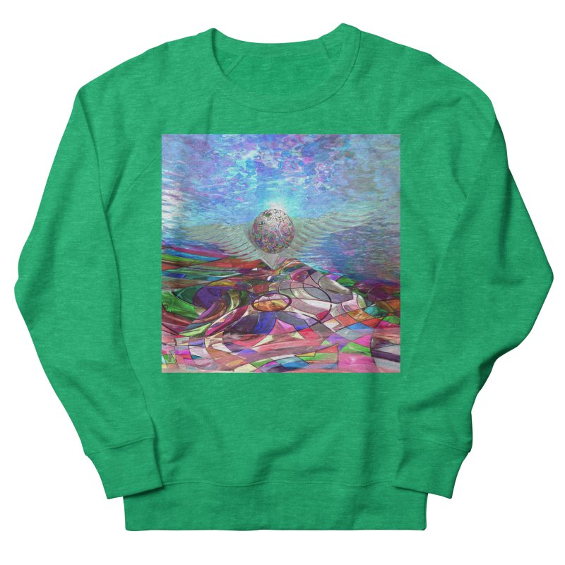 Icarus Rising Women's Sweatshirt by Matthew Lacey-icarusismartdesigns