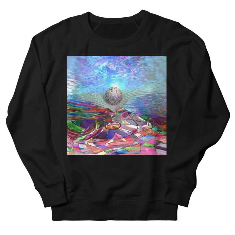 Icarus Rising Women's Sweatshirt by Matthew Lacey-icarusismartdesigns