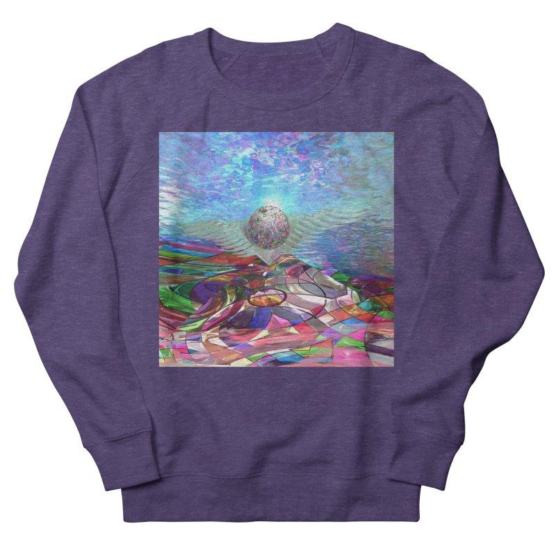 Icarus Rising Men's Sweatshirt by Matthew Lacey-icarusismartdesigns