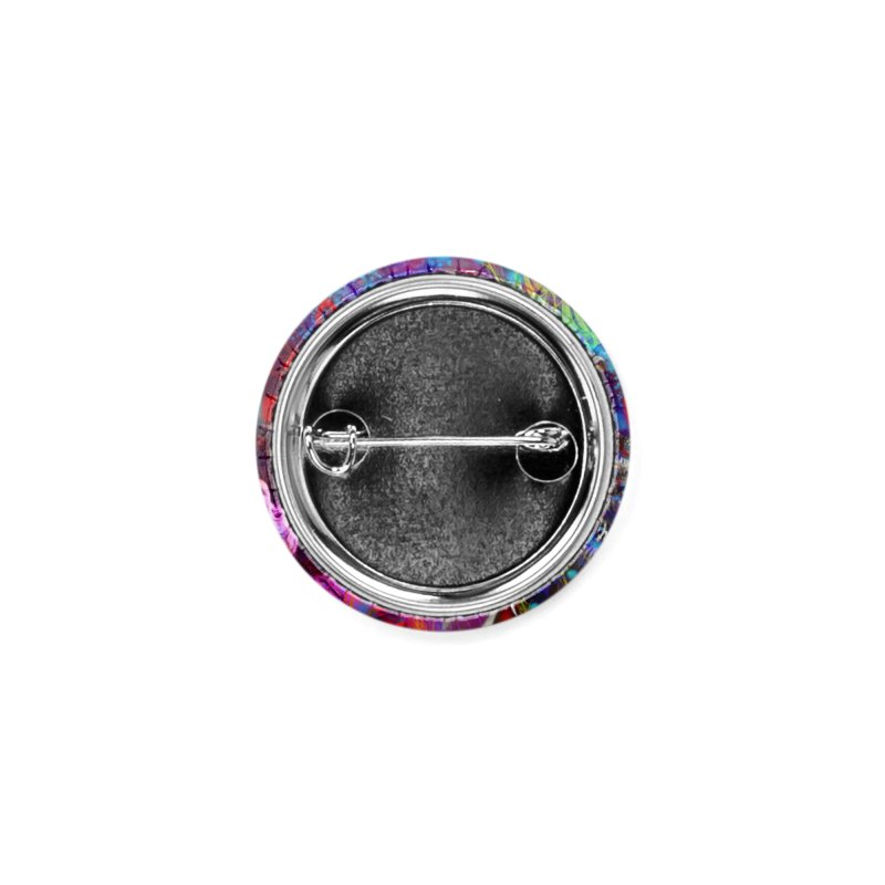 Frankenstein`s Bride Accessories Button by Matthew Lacey-icarusismartdesigns