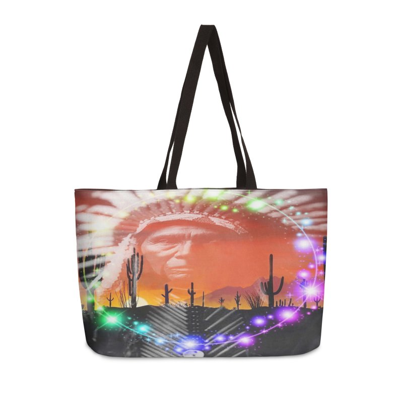 Ghost Dance Accessories Bag by Matthew Lacey-icarusismartdesigns