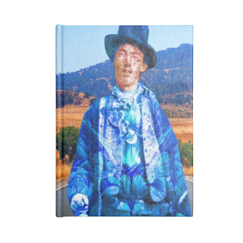 Billy the Kid Accessories Notebook by Matthew Lacey-icarusismartdesigns