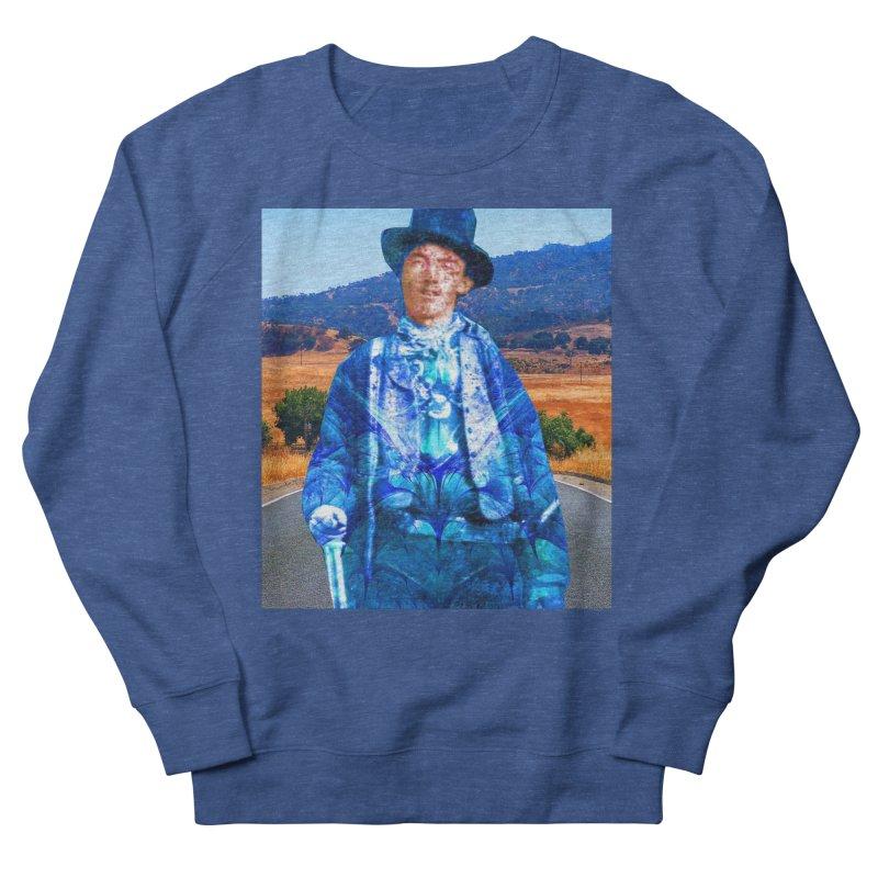 Billy the Kid Men's Sweatshirt by Matthew Lacey-icarusismartdesigns