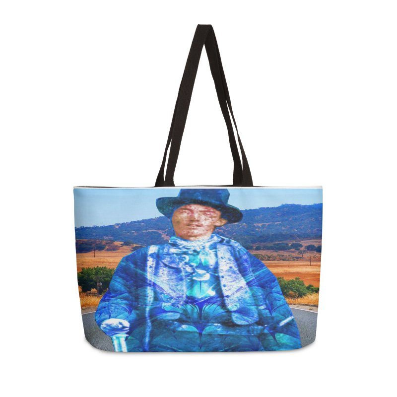 Billy the Kid Accessories Bag by Matthew Lacey-icarusismartdesigns