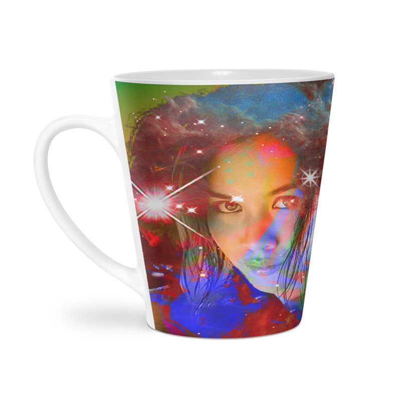 Cosmic Dream Accessories Mug by Matthew Lacey-icarusismartdesigns