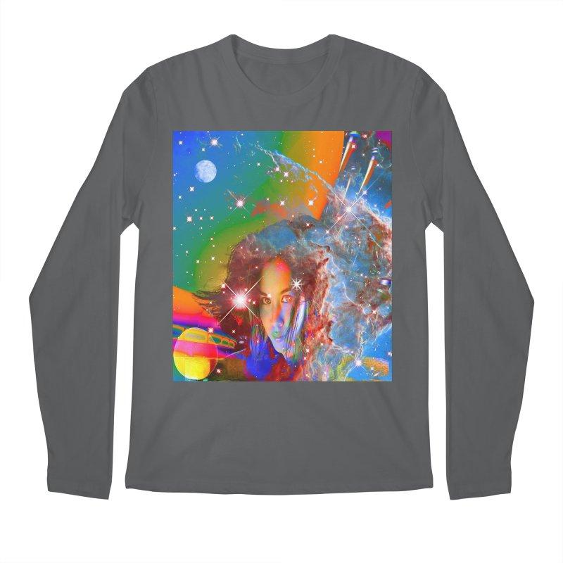 Cosmic Dream Men's Longsleeve T-Shirt by Matthew Lacey-icarusismartdesigns