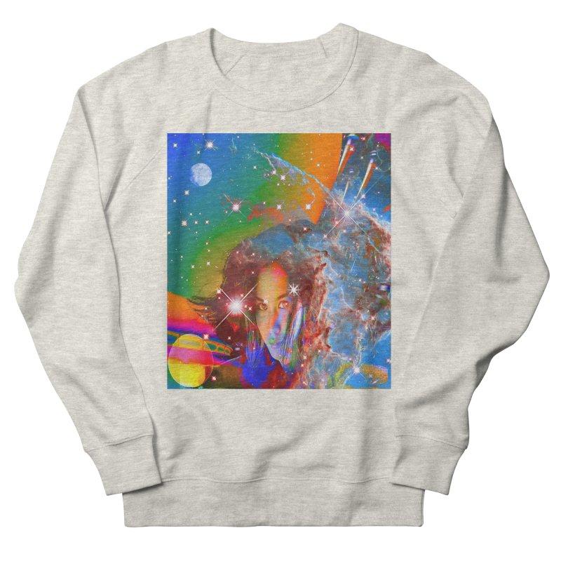 Cosmic Dream Men's Sweatshirt by Matthew Lacey-icarusismartdesigns