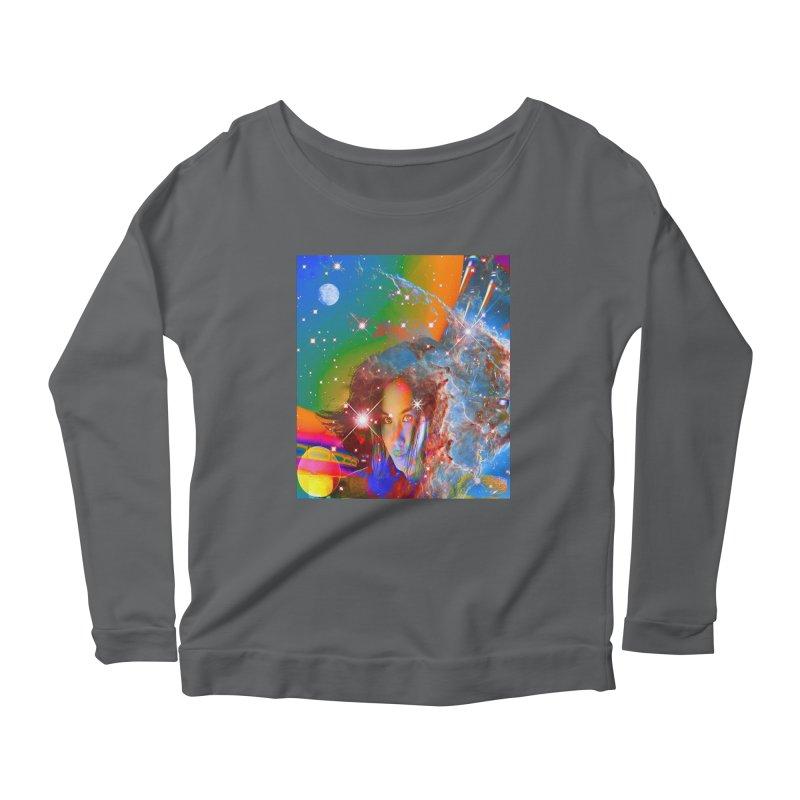Cosmic Dream Women's Longsleeve T-Shirt by Matthew Lacey-icarusismartdesigns