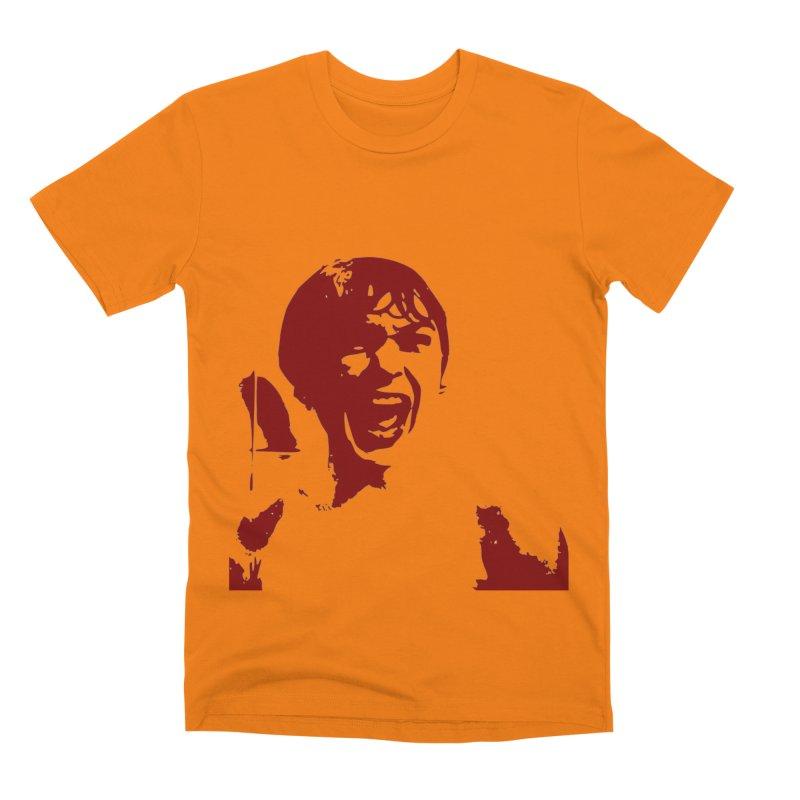 Psycho Men's T-Shirt by Matthew Lacey-icarusismartdesigns