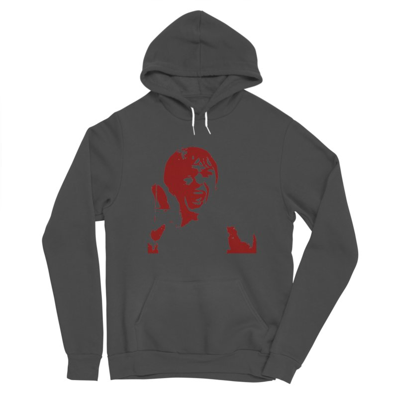 Psycho Men's Pullover Hoody by Matthew Lacey-icarusismartdesigns