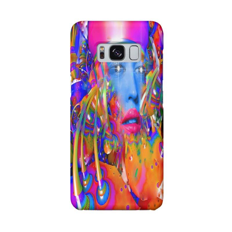 Organic Machine Accessories Phone Case by Matthew Lacey-icarusismartdesigns