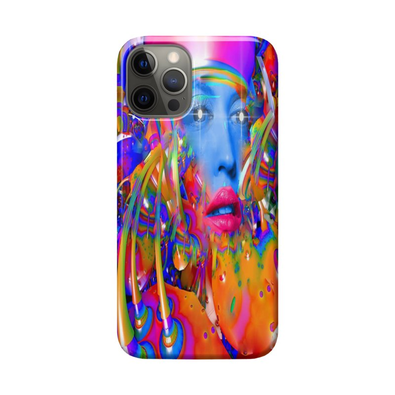 Organic Machine Accessories Phone Case by Matthew Lacey-icarusismartdesigns
