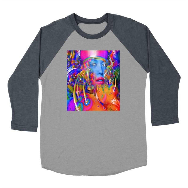 Organic Machine Women's Longsleeve T-Shirt by Matthew Lacey-icarusismartdesigns