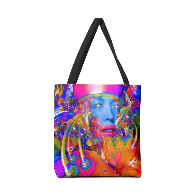 Organic Machine Accessories Tote Bag Bag by Matthew Lacey-icarusismartdesigns