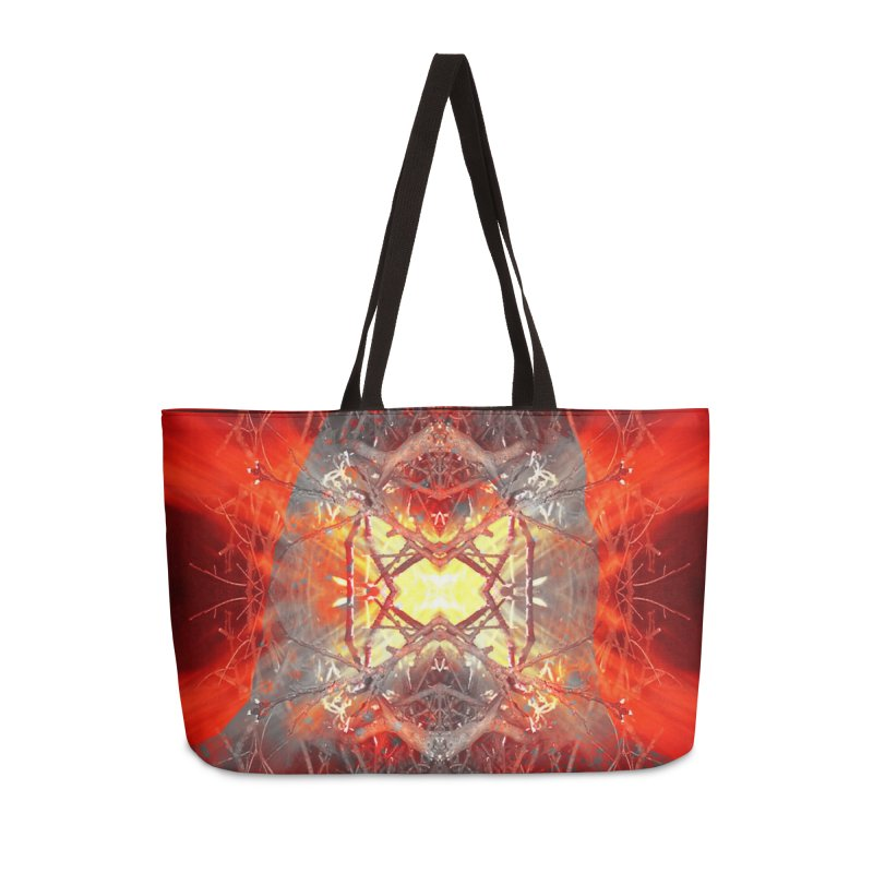 Spontaneous human combustion Accessories Bag by Matthew Lacey-icarusismartdesigns