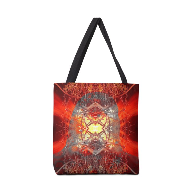 Spontaneous human combustion Accessories Tote Bag Bag by Matthew Lacey-icarusismartdesigns