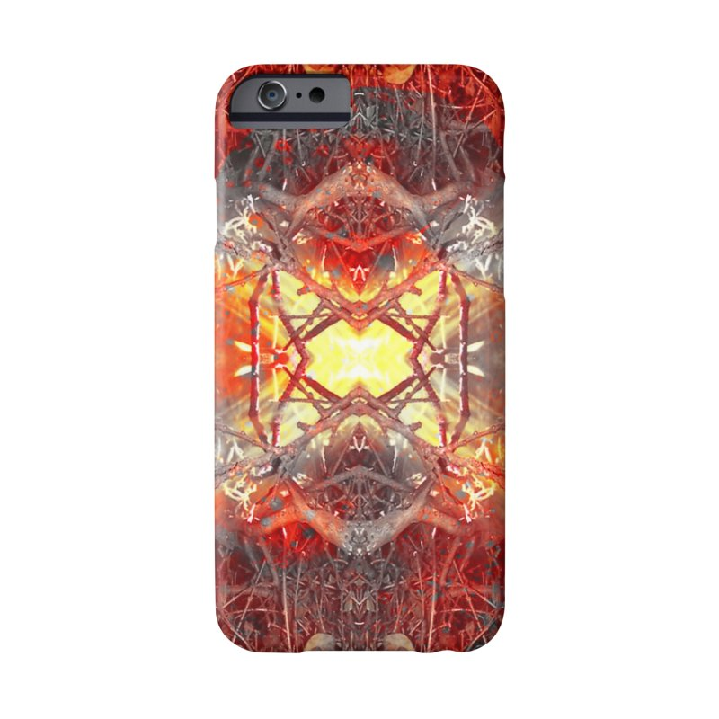 Spontaneous human combustion Accessories Phone Case by Matthew Lacey-icarusismartdesigns