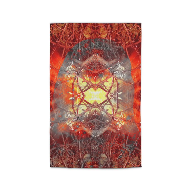 Spontaneous human combustion Home Rug by Matthew Lacey-icarusismartdesigns
