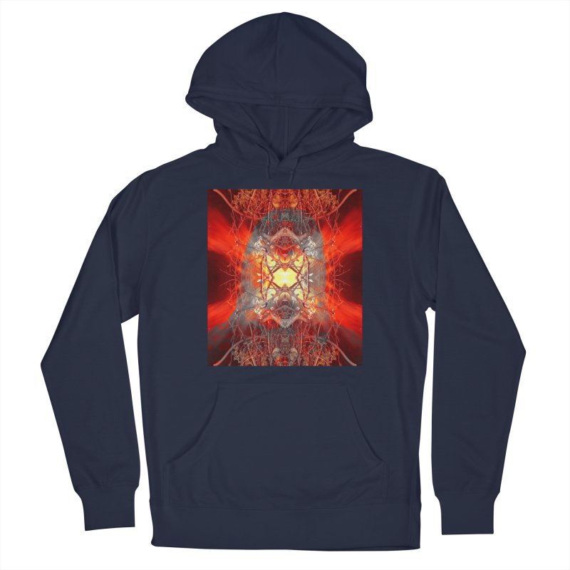 Spontaneous human combustion Men's Pullover Hoody by Matthew Lacey-icarusismartdesigns