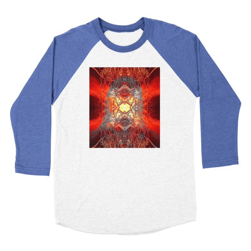 Spontaneous human combustion Women's Longsleeve T-Shirt by Matthew Lacey-icarusismartdesigns