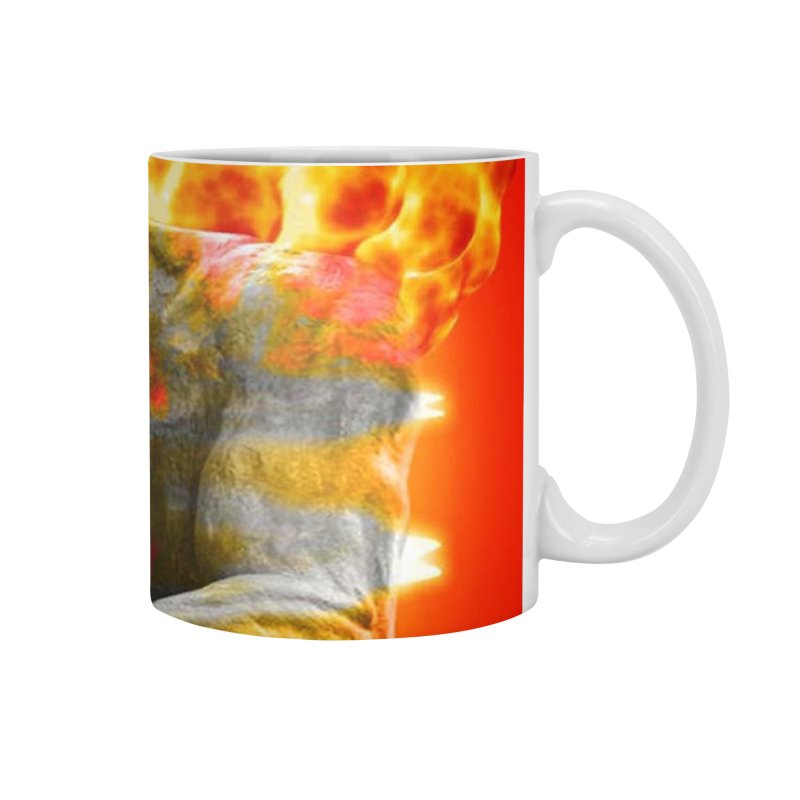 Brainstorm Accessories Mug by Matthew Lacey-icarusismartdesigns