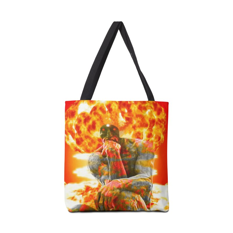 Brainstorm Accessories Tote Bag Bag by Matthew Lacey-icarusismartdesigns