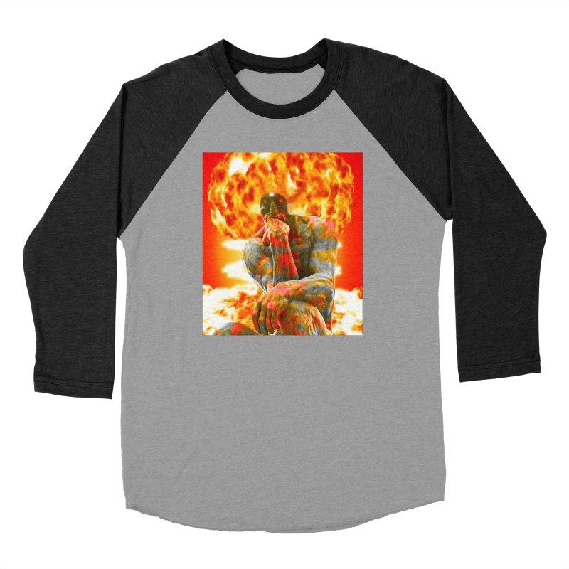 Brainstorm Women's Longsleeve T-Shirt by Matthew Lacey-icarusismartdesigns
