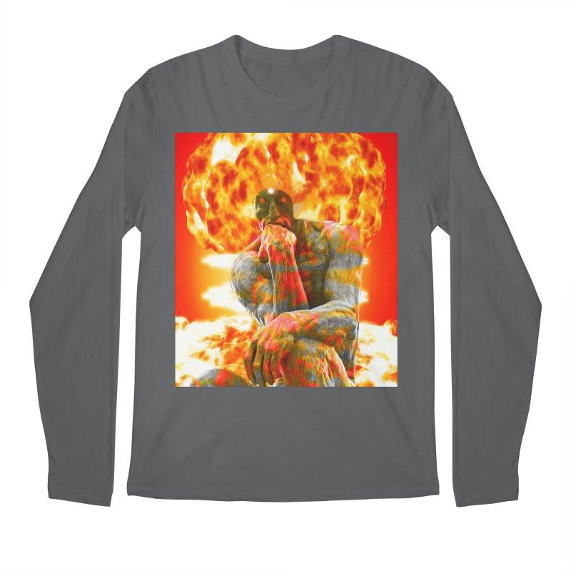 Brainstorm Men's Longsleeve T-Shirt by Matthew Lacey-icarusismartdesigns