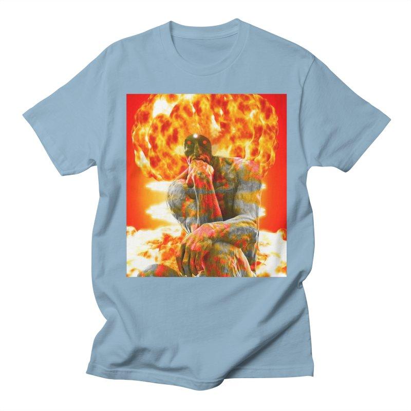 Brainstorm Women's Regular Unisex T-Shirt by Matthew Lacey-icarusismartdesigns