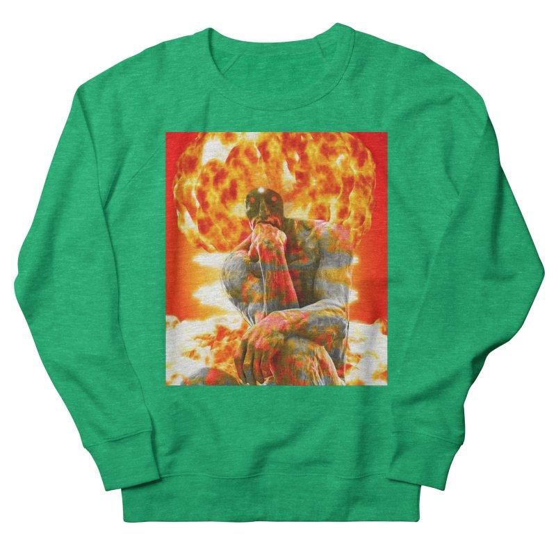Brainstorm Women's Sweatshirt by Matthew Lacey-icarusismartdesigns