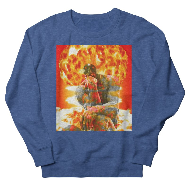 Brainstorm Men's Sweatshirt by Matthew Lacey-icarusismartdesigns