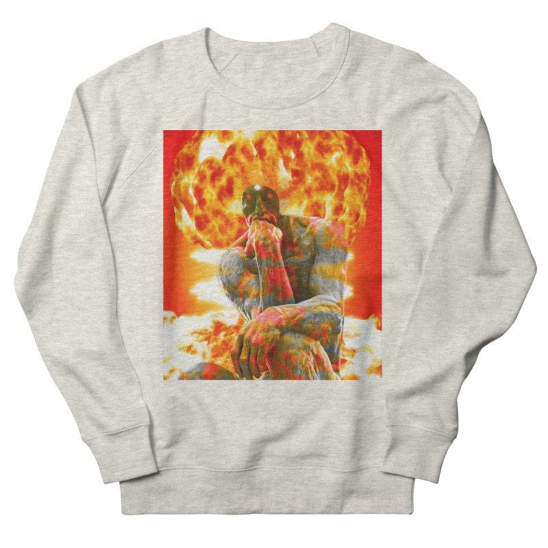 Brainstorm Men's Sweatshirt by Matthew Lacey-icarusismartdesigns