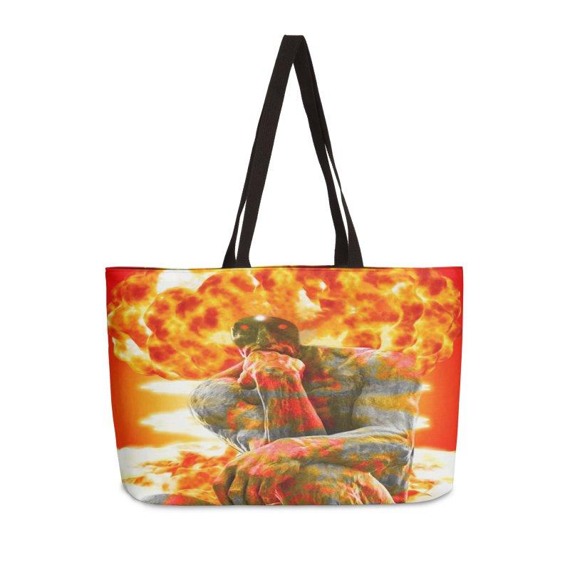 Brainstorm Accessories Weekender Bag Bag by Matthew Lacey-icarusismartdesigns