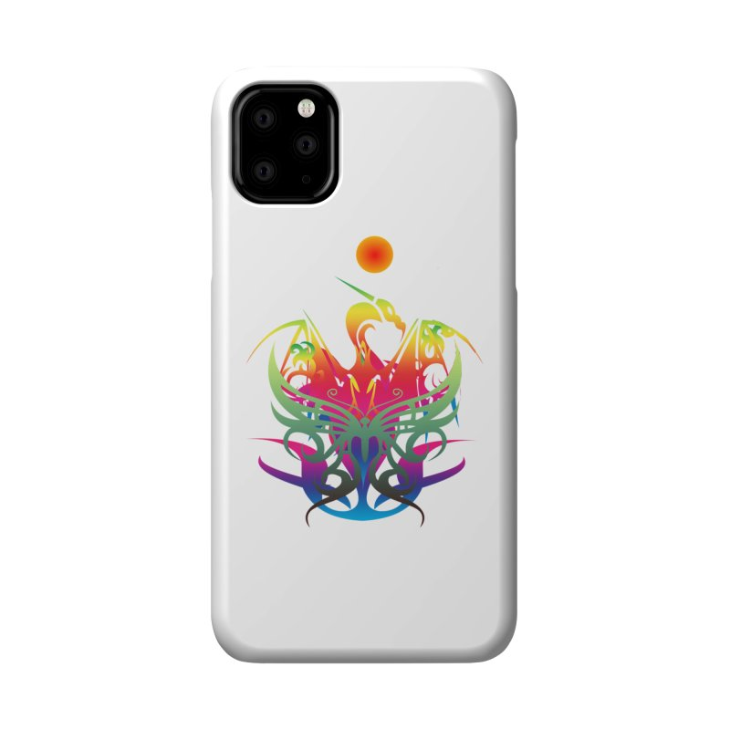 Star Dragon Accessories Phone Case by Matthew Lacey-icarusismartdesigns