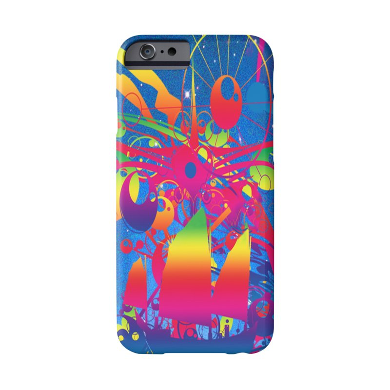 Star Ship Accessories Phone Case by Matthew Lacey-icarusismartdesigns
