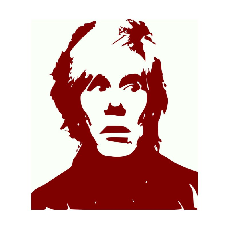 Andy Warhol Home Blanket by Matthew Lacey-icarusismartdesigns