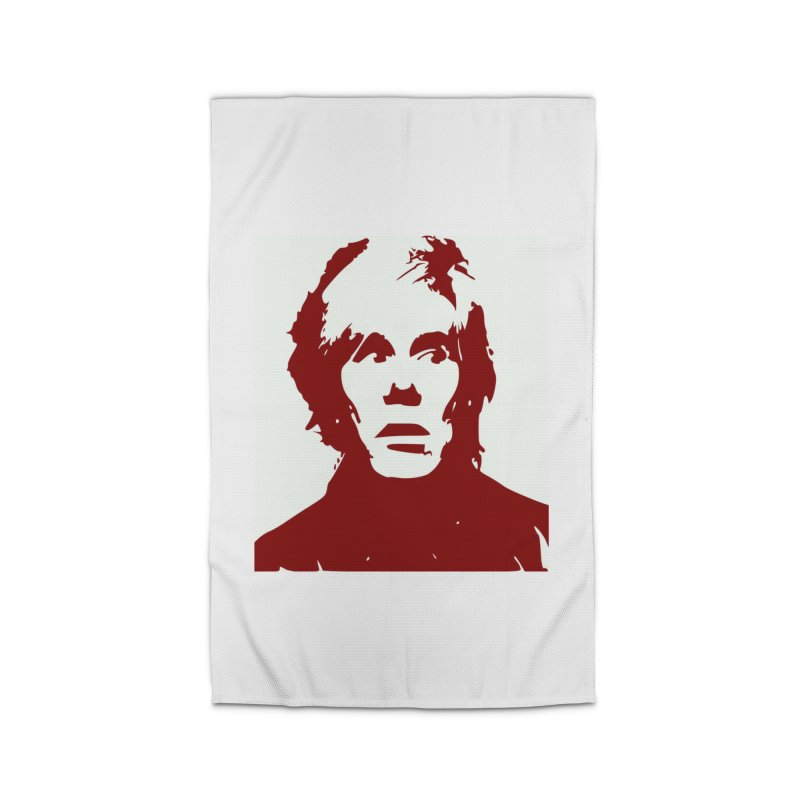 Andy Warhol Home Rug by Matthew Lacey-icarusismartdesigns