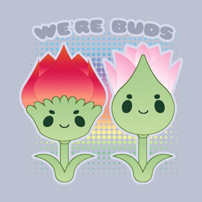 We're Buds by ichigomomo's Artist Shop