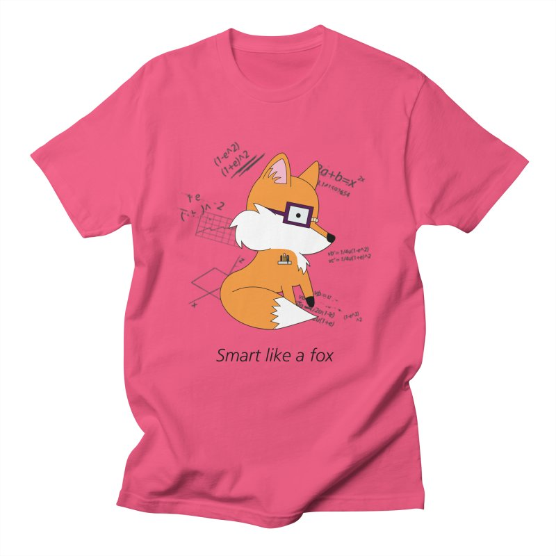 Smart like a Fox Men's T-Shirt by ichigomomo's Artist Shop