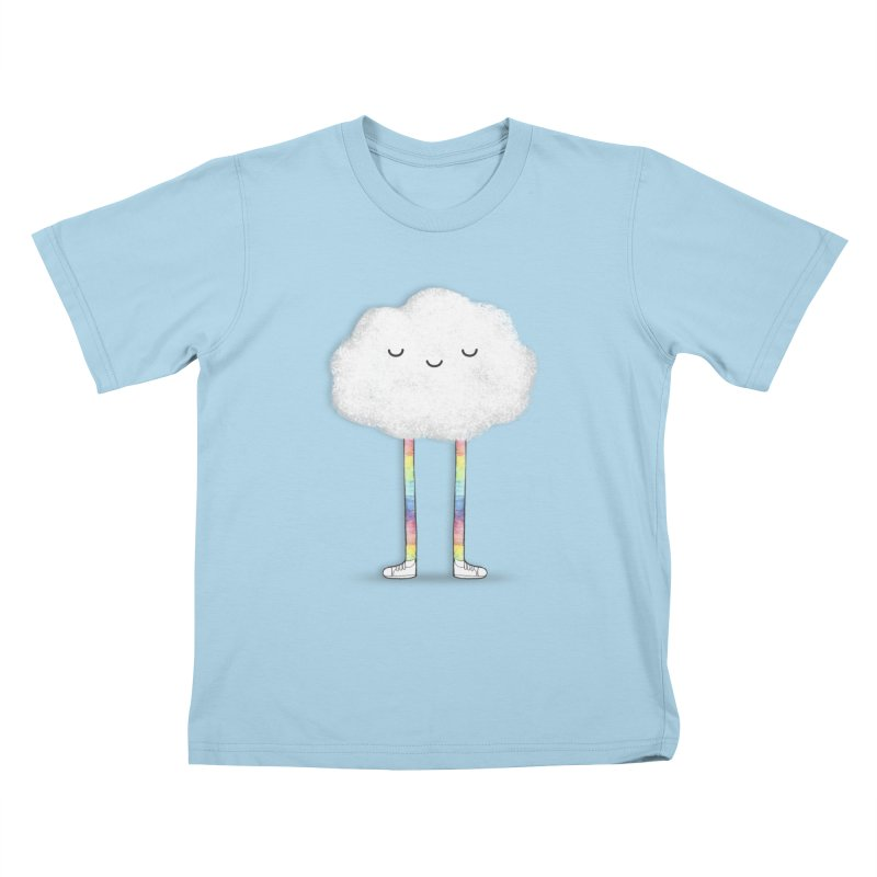 Showing off Your Colors Kids T-shirt by ichigomomo's Artist Shop