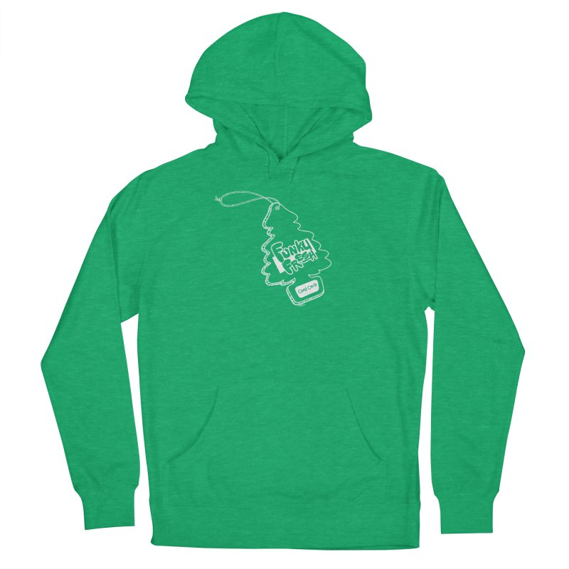 FUNKY FRESH (Camp Crud Edition) Women's French Terry Pullover Hoody by iCKY the Great's Artist Shop